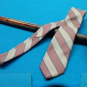 Austin Manor Silk Blend Tie